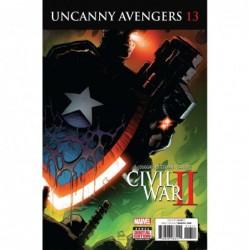 UNCANNY AVENGERS -13 CW2