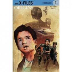 X-FILES ORIGINS -1...