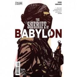 SHERIFF OF BABYLON -10 (OF 12)