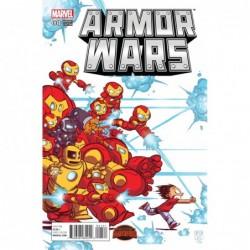 ARMOR WARS -1 YOUNG VAR SWA