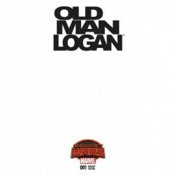 OLD MAN LOGAN -1 BLANK VAR SWA