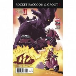 ROCKET RACCOON AND GROOT -9...