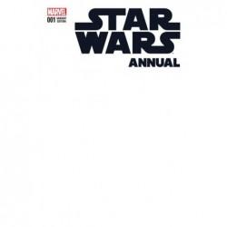 STAR WARS ANNUAL -1 BLANK VAR