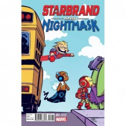 STARBRAND AND NIGHTMASK -1...