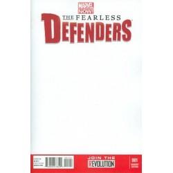 FEARLESS DEFENDERS -1 BLANK...