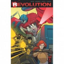 REVOLUTION -1 (OF 5)