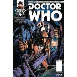 DOCTOR WHO 4TH -5 (OF 5)...