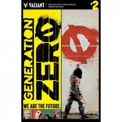 GENERATION ZERO -2 CVR A...