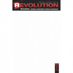 MASK REVOLUTION -1 BLANK...