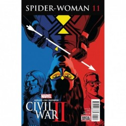 SPIDER-WOMAN -11 CW2