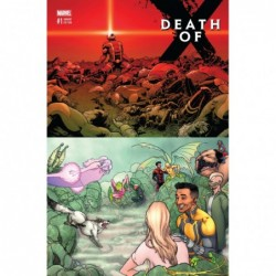 DEATH OF X -1 (OF 4) KUDER...