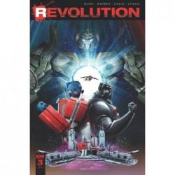 REVOLUTION -3 (OF 5) 10...