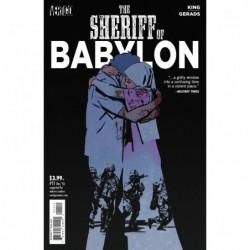 SHERIFF OF BABYLON -11 (OF 12)
