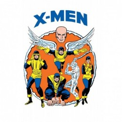 X-MEN BLUE -13 KIRBY 1965...