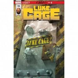 LUKE CAGE - 166 LEG