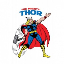 MIGHTY THOR - 700 KIRBY...