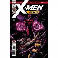 X- MEN GOLD - 14 LEG