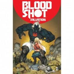 BLOODSHOT SALVATION - 2 CVR...