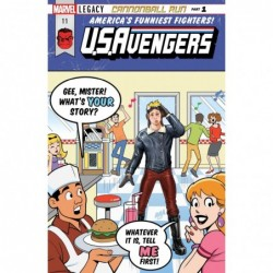 US AVENGERS - 11 LEG