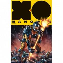 X-O MANOWAR (2017) - 8 CVR...