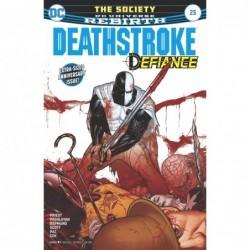 DEATHSTROKE -25