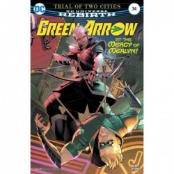 GREEN ARROW -34