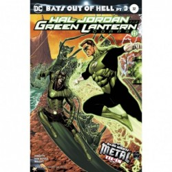 HAL JORDAN AND THE GREEN...