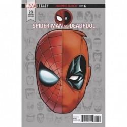 SPIDER-MAN DEADPOOL -23...