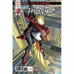 AMAZING SPIDER-MAN -791 LEG