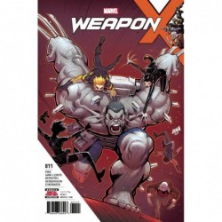 WEAPON X -11