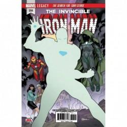 INVINCIBLE IRON MAN -594 LEG