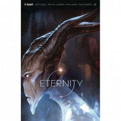 ETERNITY -2 CVR A DJURDJEVIC