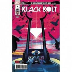 BLACK BOLT -8 LEG