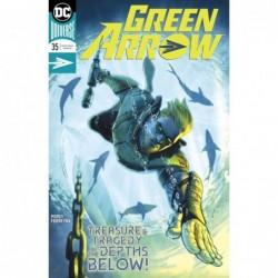GREEN ARROW -35