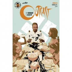 OUTCAST BY KIRKMAN &...