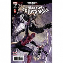 AMAZING SPIDER-MAN -792 LEG