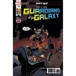 GUARDIANS OF GALAXY -149 LEG