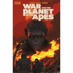WAR FOR PLANET OF THE APES...
