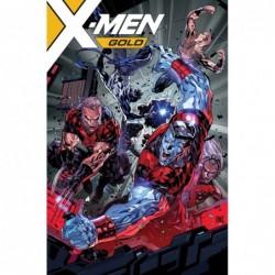 X-MEN GOLD -19 LEG