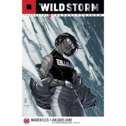 WILD STORM -10 LEE VAR ED