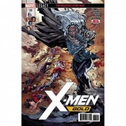 X-MEN GOLD -20 LEG