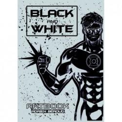 SKETCHBOOK BLACK AND WHITE...