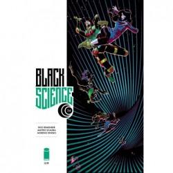 BLACK SCIENCE -34 CVR A...