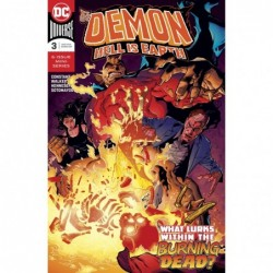 DEMON HELL IS EARTH -3 (OF 6)