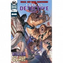 DETECTIVE COMICS -973