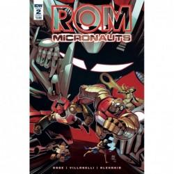 ROM & THE MICRONAUTS -2 (OF...