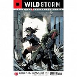 WILD STORM -11 LEE VAR ED