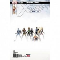 X-MEN BLUE -20 LEG