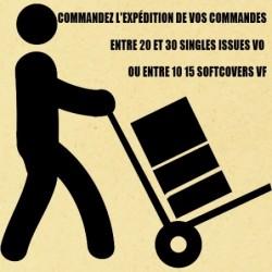 EXPÉDITION DE COMMANDE À...
