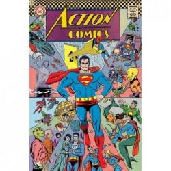 ACTION COMICS -1000 1960S...